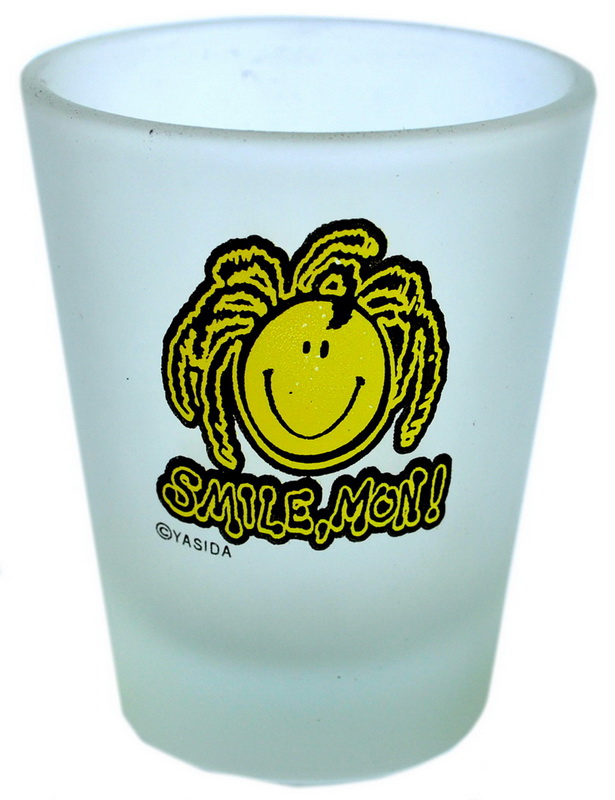 SMILE MON SHOT GLASS 12PC * UOM: * Minimum Order: